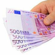 800 Euro Geld in wenigen Minuten auf dem Konto